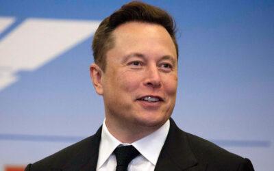 10 fakta du antagligen inte visste om Elon Musk