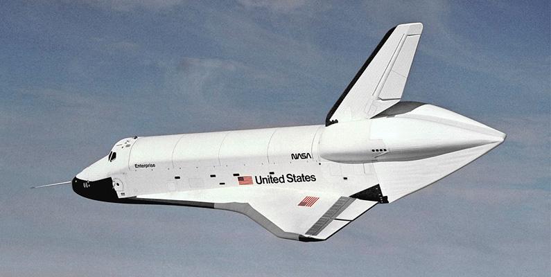 Den 18 februari 1977 var en stor dag för vetenskapen och dess tillhörande forskning! Åtminstone för USA och NASA, då den första flygningen med en rymdfärja genomförs då rymdfarkosten Enterprise gör sitt första landningstest.