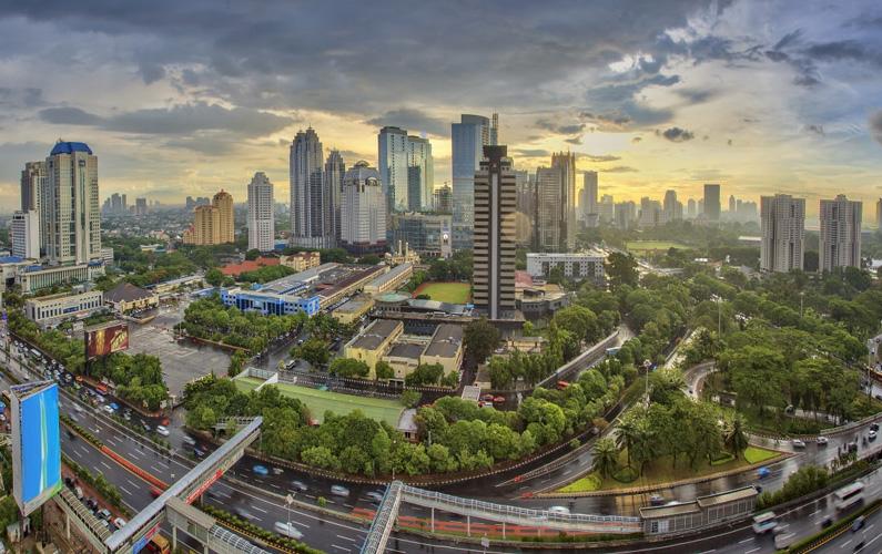 Republiken Indonesien är en stat i Sydostasien och Oceanien (västra Stilla havet). Landet består av över 13 000 öar och 33 provinser.
