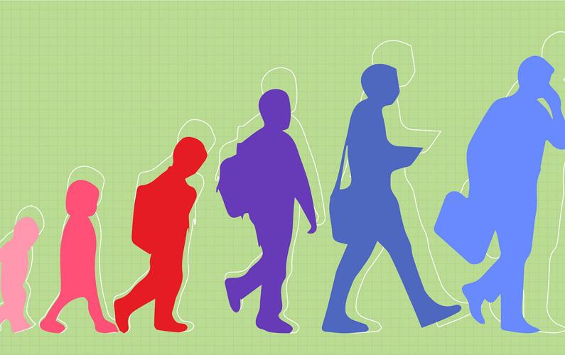 """Människan – eller Homo sapiens, som betyder den """"visa människan på latin – är ett däggdjur av släktet Homo."""