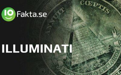 10 fakta du antagligen inte visste om Illuminati