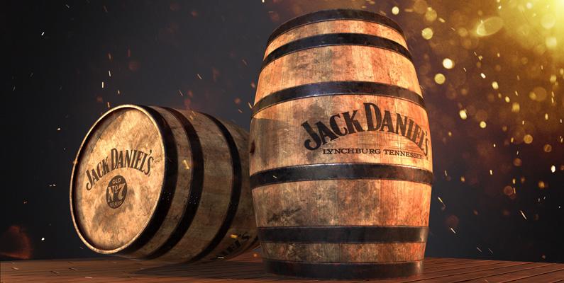Om du har gott om pengar med smak för whisky, så kan Jack Daniel's tillgodose dina lyxiga behov. För priset av cirka 10 000 dollar kan du köpa ditt eget fat på destilleriet. Du kan anpassa flaskorna precis hur du vill som kommer från fatet. Du får även behålla både fatet efteråt. Varje fat innehåller totalt cirka 252 flaskor Jack Daniel's!