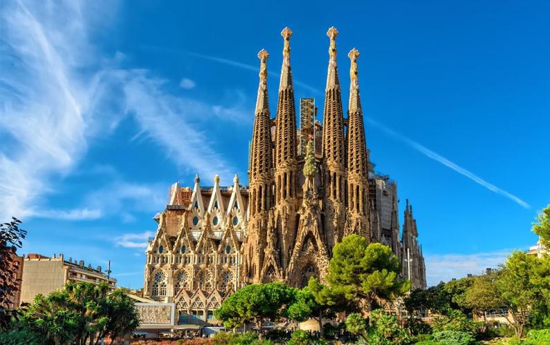 10 fakta du antagligen inte visste om Sagrada Familia